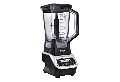 Ninja Professional Blender and Nutri Cups (Renewed)