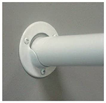 Perfect Knape U0026 Vogt Closet Pole Socket White 1 3/8u0026quot; ...