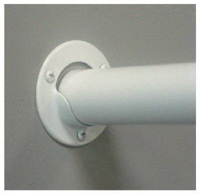 Superieur Knape U0026 Vogt Closet Pole Socket White 1 3/8u0026quot; ...
