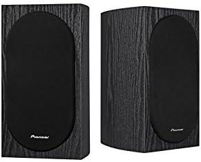 Pioneer SP-BS22-LR Andrew Jones Designed Bookshelf Loudspeakers 7-1 8 x 12-9 16 x 8-7 16 weighs 9 lbs 2 oz Renewed