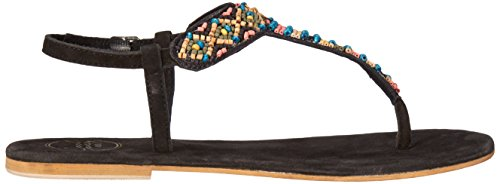 Coolway Coolway Miami Women's Black Flat Women's 18wqOB