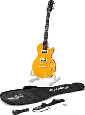 "Epiphone by Gibson Slash ""AFD Les Paul Special de II Outfit – Signature"
