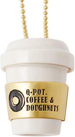 Q-pot. キューポット ブレンド コーヒー ネックレス