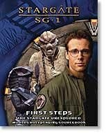 First Steps: Unexplored Worlds Roleplaying Sourcebook (STARGATE SG.1)