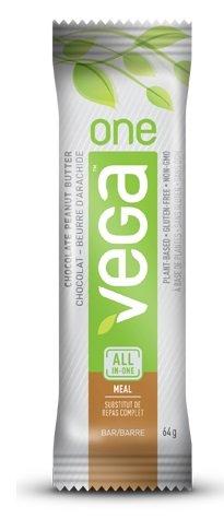 Vega One Bar -Chocolate Peanut Butter (60g) Brand: Vega