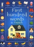 First Hundred Words in French, Heather Amery, 0746003641