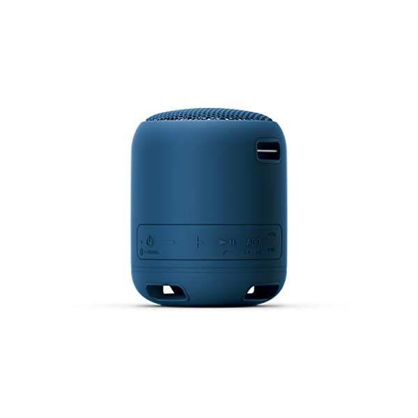 Sony SRS-XB12 Enceinte Portable Bluetooth Extra Bass Waterproof - Bleu 4