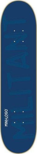 Mini Logo Skateboard Deck 170/K-15 - 8.25 Navy