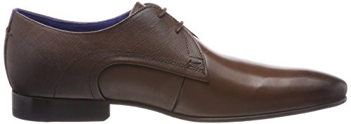 Ted Baker Peair, Scarpe Stringate Derby Uomo Marrone (Brown)