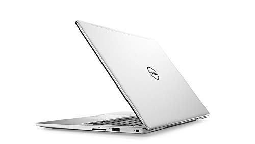 Dell Inspiron 7380 13.3-inch FHD Thin & Light Laptop--Core i5 8th Gen || 8 GB || 512GB SSD || Win 10 + MS Office || Integrated Graphics || Silver || 180 Degree Hinge