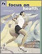 Book Focus on Health by Dale B. Hahn (2004-09-03)