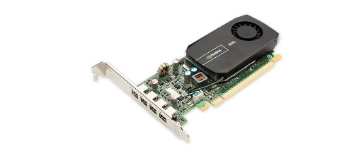 (PNY NVIDIA NVS 510 2GB GDDR3 4-Mini DisplayPort Low Profile PCI-Express Video Card VCNVS510DP-PB)