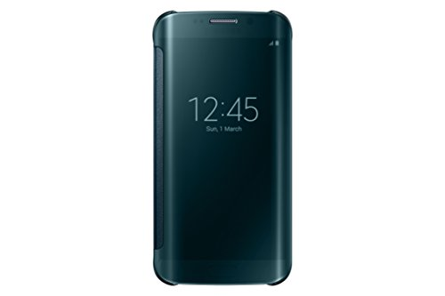 Samsung Clear Cover Galaxy Green
