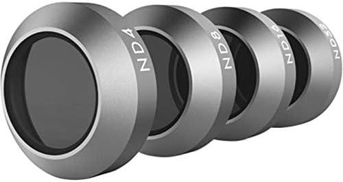 Includes ND4 Filter ND16 Filter DJI Part47 Mavic Pro Filter Set ND8 Filter ND32 Filter