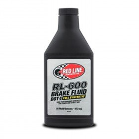 Red Line 90402 RL Brake Fluid-16oz (6-Pack) by Red Line Oil