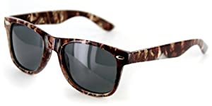 Camo Spex Wayfarer Polarized Sunglasses for Men & Women