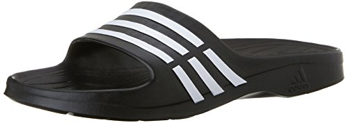 adidas Women's Duramo Sleek W-W, Black/White, 8 M US