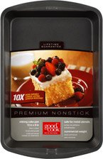 Good Cook Oblong Cake Pan 13 x 9 Inch 1CT (Pack of 12)