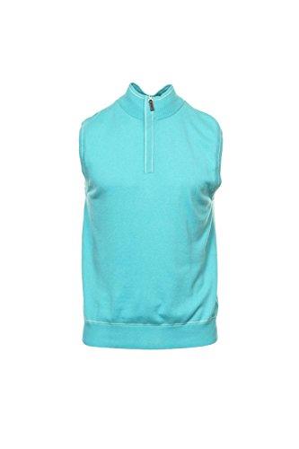 g-mac-by-kartel-light-blue-heather-sweater-vest-size-medium