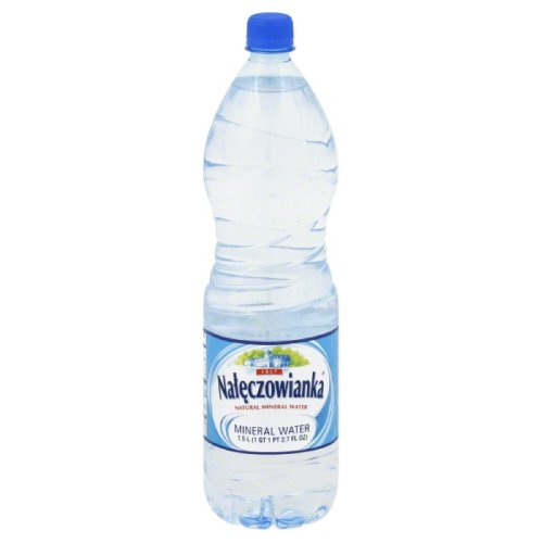 UPC 657462000026, Naleczowianka Mineral Water Non Carbonated, 1.5 Liter (Pack of 6)