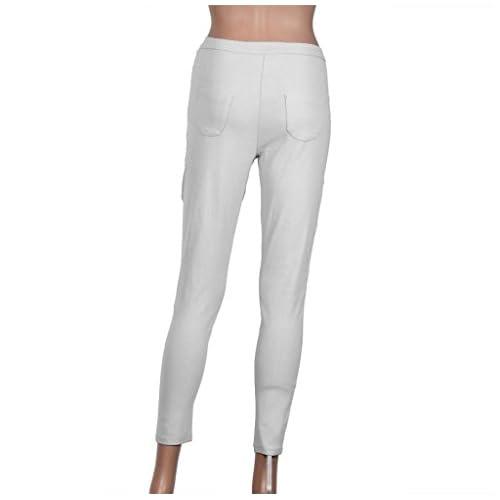 94ebc2d10d Tongshi Mujeres Denim Jeans Nueva Moda Multi Colores Chica Jeans Casual  Pantalones 80% de descuento