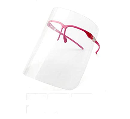 Kitchen Cooking Anti-Oil Splash Preventing Anti-Scald Face Mask Face Shield SY