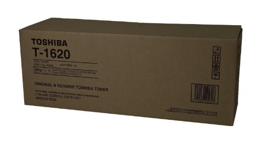 Toshiba OEM T1620 TONER CARTRIDGE (BLACK) (T1620) - by Toshiba