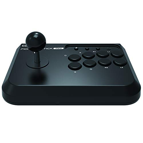 Hori Fighting Stick Mini 4 (PS4/PS3/PC) (Best Ps3 Arcade Stick)