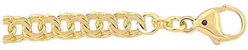 Garibaldi or bracelet en or jaune 33321cm