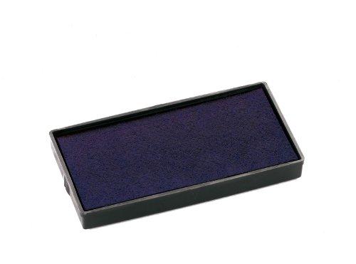 Colop 943920 - Pack de 2 almohadillas con tinta de color azul