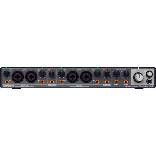 Roland Rubix 44 USB Audio Interface 4 in/4 out, 4-in/4-out RUBIX44