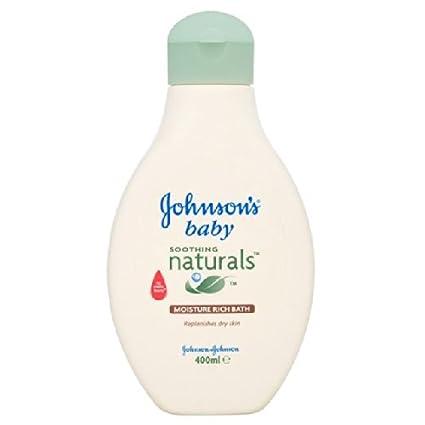 Bebé Baño Hidratante 400ml de Johnson: Amazon.es: Bebé