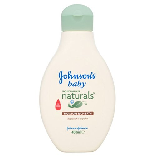 Johnson's Baby Moisture Rich Bath 400ml Johnson & Johnson