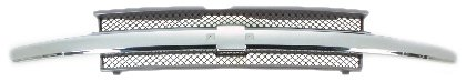 olet Trailblazer Grille Assembly (Partslink Number GM1200477) ()