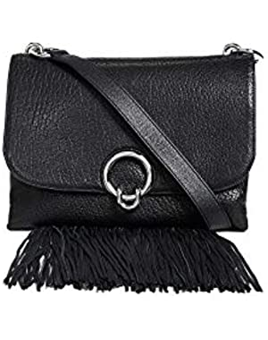 Women's Isabel Large Shoulder Bag with Fringe
