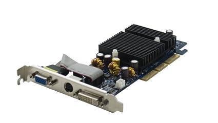 PNY VCG62256AEB - Tarjeta gráfica (GeForce 6200, GDDR2, 64 ...