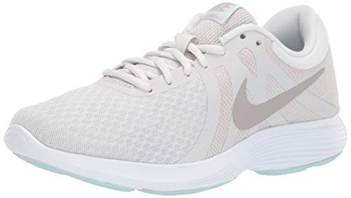 Nike Women's Revolution 4 Running Shoe, Platinum Tint/Moon Particle, 6 Regular US ()