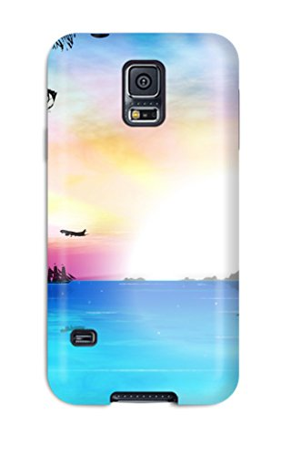 Series Skin Case Cover For Galaxy S5(nature) (Ac1200 Smart Router Wifi)