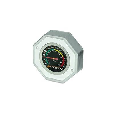 Mishimoto Temperature Gauge 1.3 Bar Radiator Cap Large: Automotive