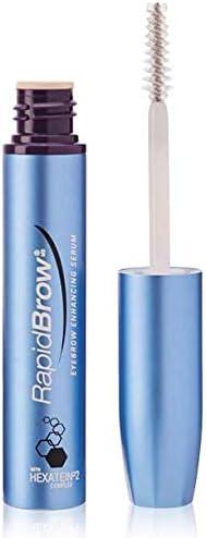 RapidBrow Eye Brow Enhancing Serum: Amazon.co.uk: Beauty