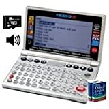 T-33 French English Electronic Dictionary Talking Text Translator