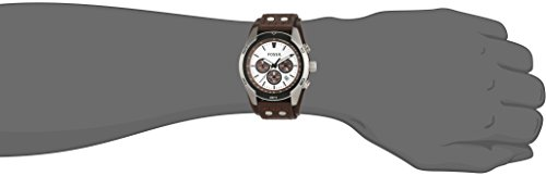 Fossil-Mens-CH2565-Cuff-Chronograph-Tan-Leather-Watch
