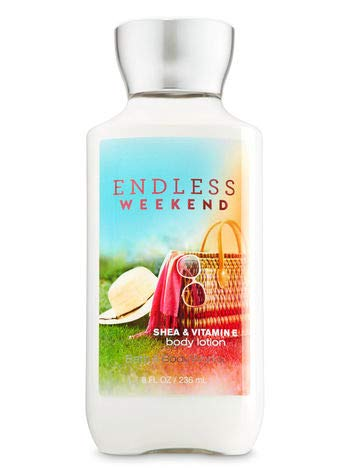 Bath and Body Works Endless Weekend  Body Lotion 8 - Lotion Body Dreams