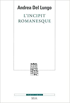 Book L'incipit romanesque (French Edition)