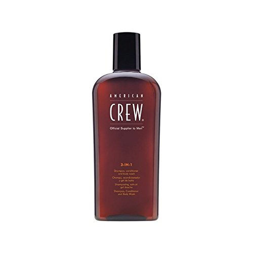 American Crew 3-In-1 (450ml) (Pack of 2) by AMERICAN CREW (Image #1)