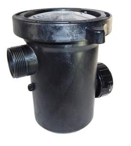 "Waterway Side Discharge Debris Basket 1.5"" x 2"" Inlet/Outlet 310-6500"