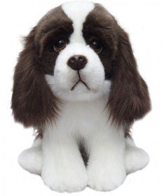 "Faithful Friends English Springer Spaniel Stuffed Animal 12""/30cm"