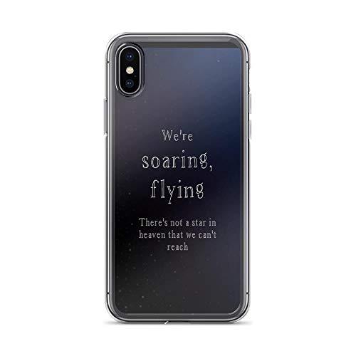 iPhone X Case iPhone Xs Case Clear Anti-Scratch Breaking Free (High School Musical), high School Musical Cover Phone Cases for iPhone X/iPhone Xs, Crystal Clear -