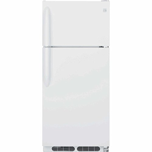 Kenmore 70402 16.3 cu. ft. Top Freezer Refrigerator, White