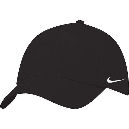 Nike Stock Swoosh Flex 3 Hat BLACK